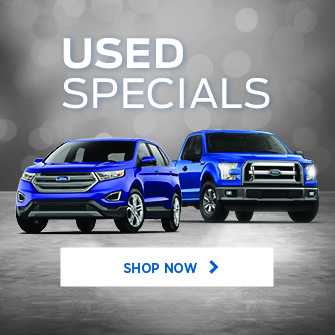 Ford Used Specials