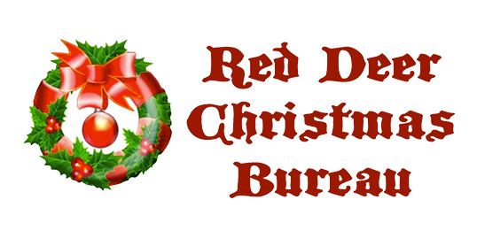 Red Deer Christmas Bureau Logo