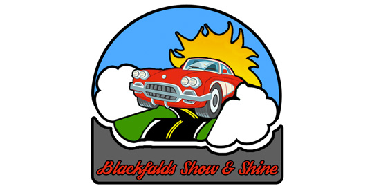 Blackfalds Show & Shine Logo