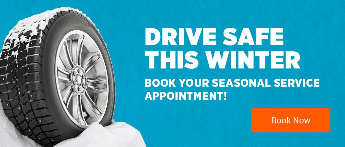 Winter Tire Offer November