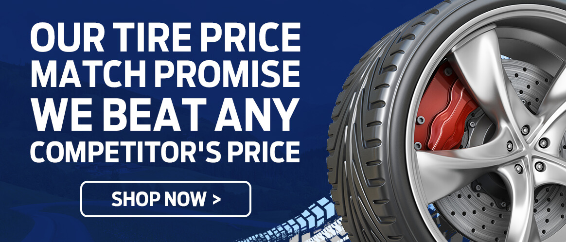 Tire Price Match Promise