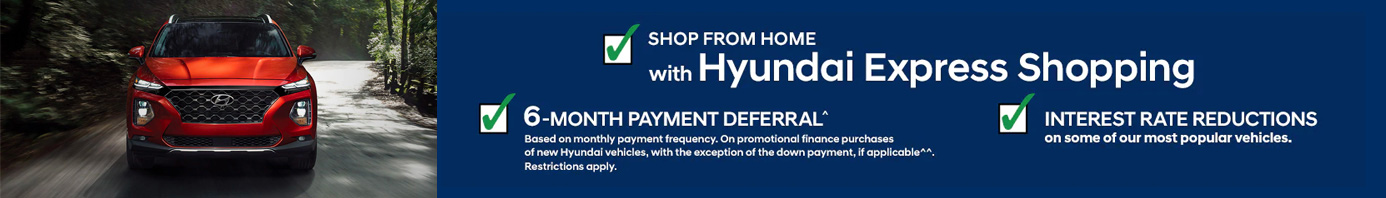 May Hyundai Offer