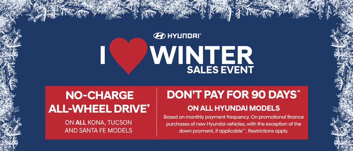 January Hyundai incentive