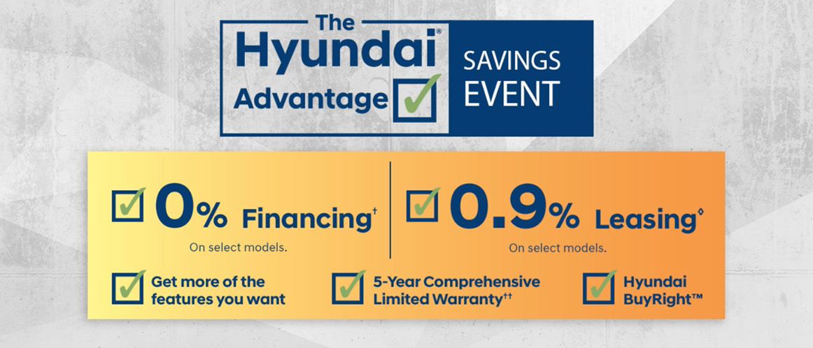 March Hyundai incentive