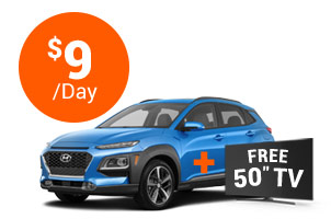 2019 Hyundai Kona Offer