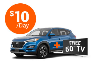 2019 Hyundai Tucson Offer