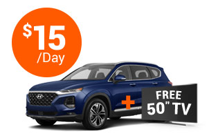 2019 Hyundai Santa Fe Offer