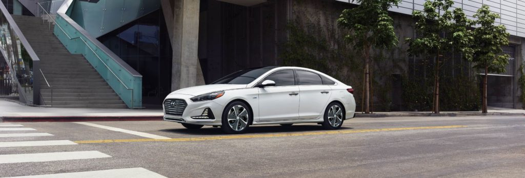 the 2019 hyundai sonata plug-in hybrid