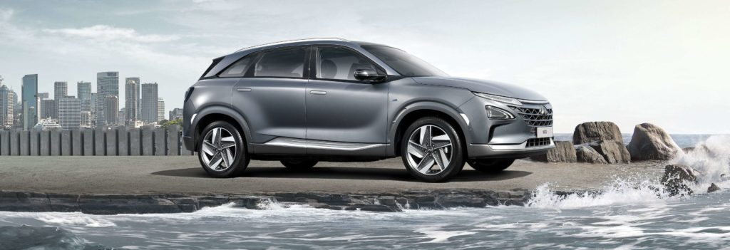 the hyundai nexo