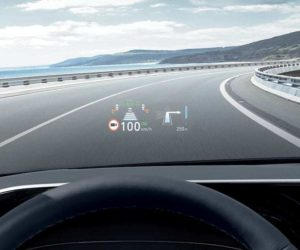 hyundai head-up display