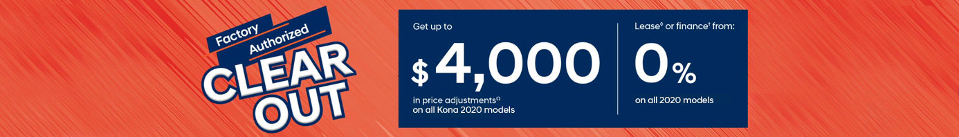 Hyundai August 2020 Incentive