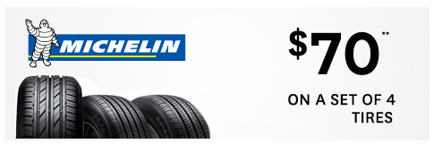 Michelin Coupon