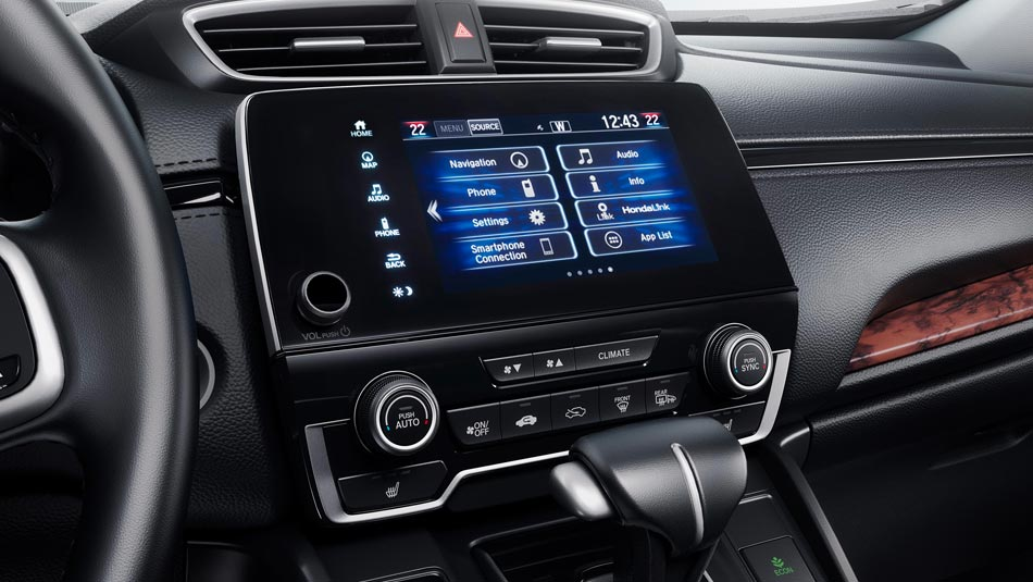 Honda CR-V Technology