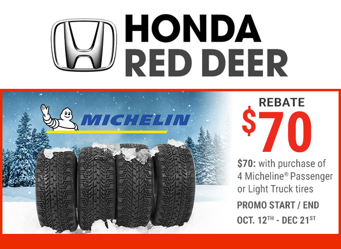 Micheline tires coupon