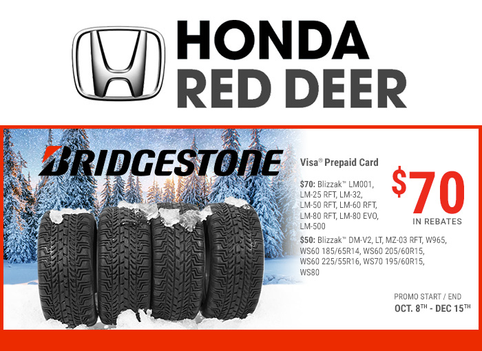 Bridgestone tires coupon
