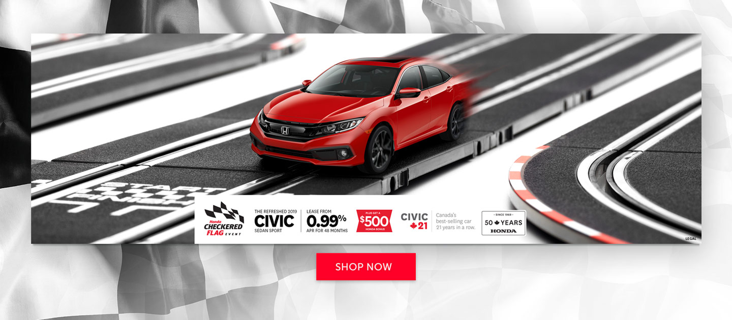 June 2019 Honda Civic OEM Offer