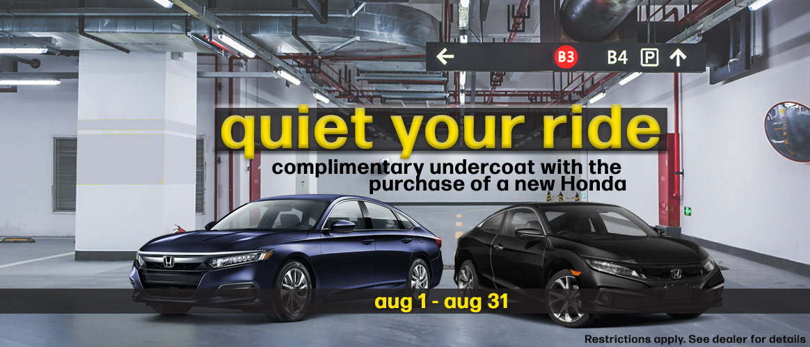 Complimentary Undercoat Offer