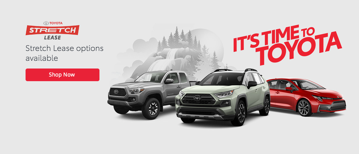 November Toyota offer