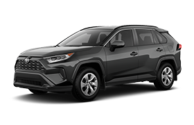 2019 Toyota RAV4 in Magnetic Grey Metallic