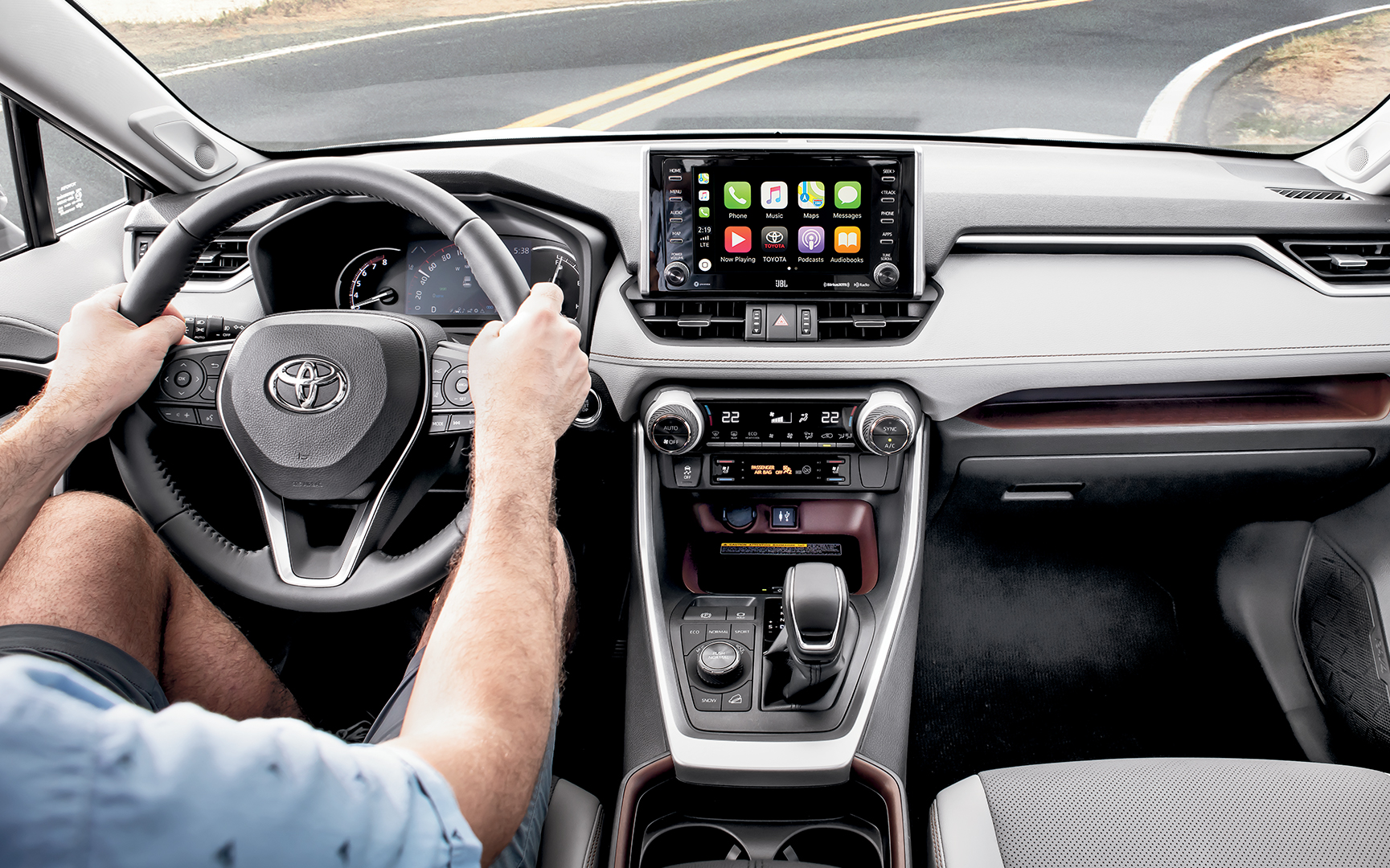Rav4 Connected Services