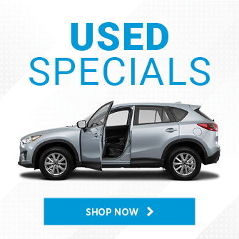 Used Mazda specials