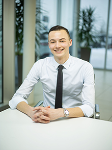Tom Greatrex - Assistant Sales Manager