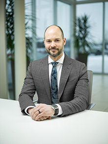 Nathan Friedman - Pre Owned Sales Manager
