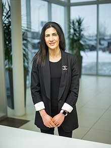 Maya Halaby - Business Manager
