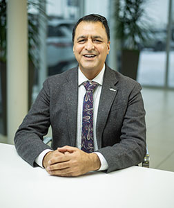 Tariq Mahmood - Sales Executive
