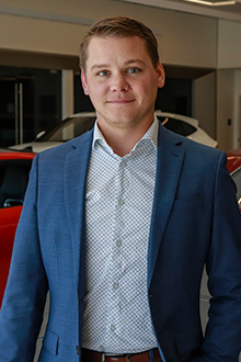 Matt Cartwright - Sales Manager