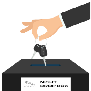 Night Drop Box Jag