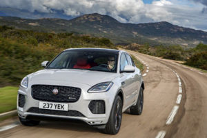 First drive in the 2018 Jaguar E-PACE