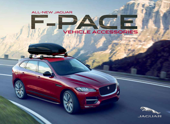 F-PACE accessories