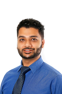 Masoud Hafizi - Lease Renewal Manager