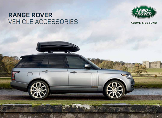 Range Rover Accessories
