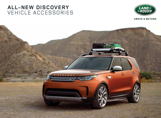 Discovery accessories
