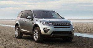 Land Rover - Discovery Sport