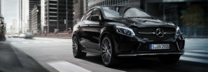 Mercedes-Benz GLE 43 4MATIC coupe