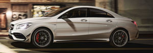Mercedes-Benz CLA 45 4MATIC