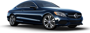 C 300 4MATIC Coupe model