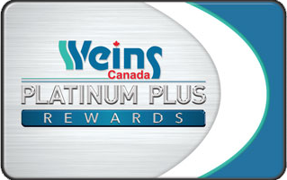 Weins Canada Platinum Plus Rewards