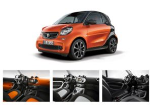 smart fortwo passion model