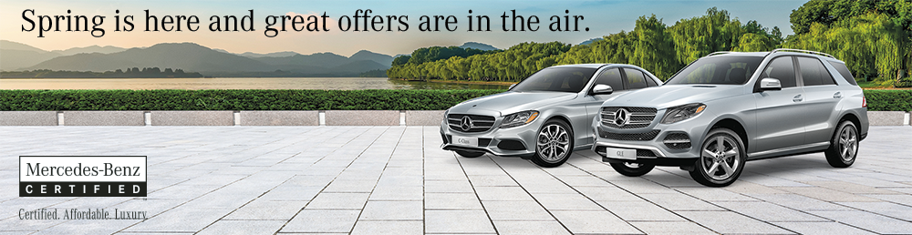 Mercedes-Benz Certified Pre-Owned Sale | for 3 Days only! From May 11th, 12th and 13th.