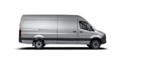 Sprinter 4x4 Cargo Van 3500XD High Roof 170