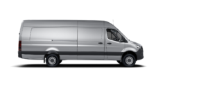 Sprinter 4x4 Cargo Van 2500 High Roof 170