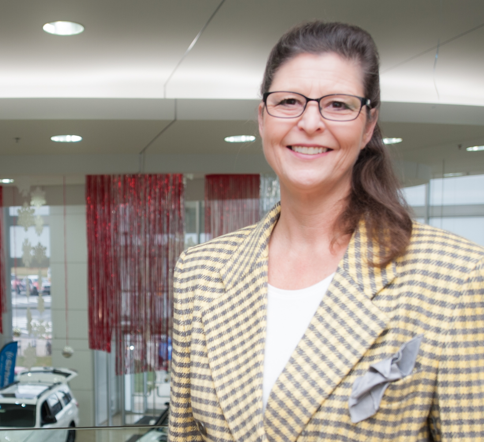 Silke Steinmeister - Vehicle Acquisition Specialist