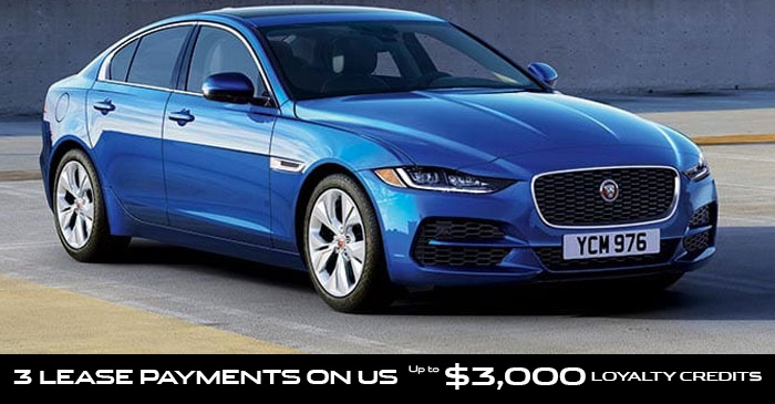 2020 Jaguar Xe Offer
