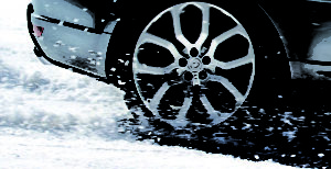 Land Rover Winter Wheels