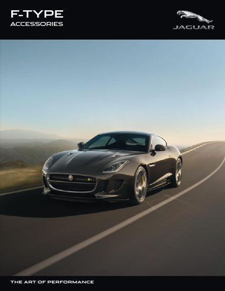 Jag 0003 F Type Accy Brochure
