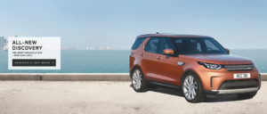 The all-new 2018 Land Rover Discovery